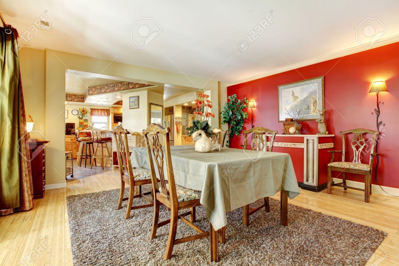 Pavimento Rosso Pareti: Abbinamento colori pareti tendenze casa ...