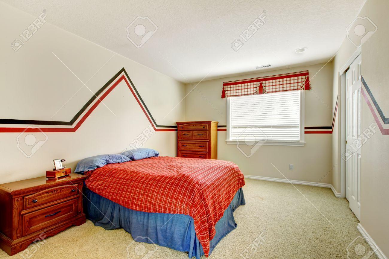 Camera Da Letto Pareti Blu : Colore pareti camera da letto blu ...
