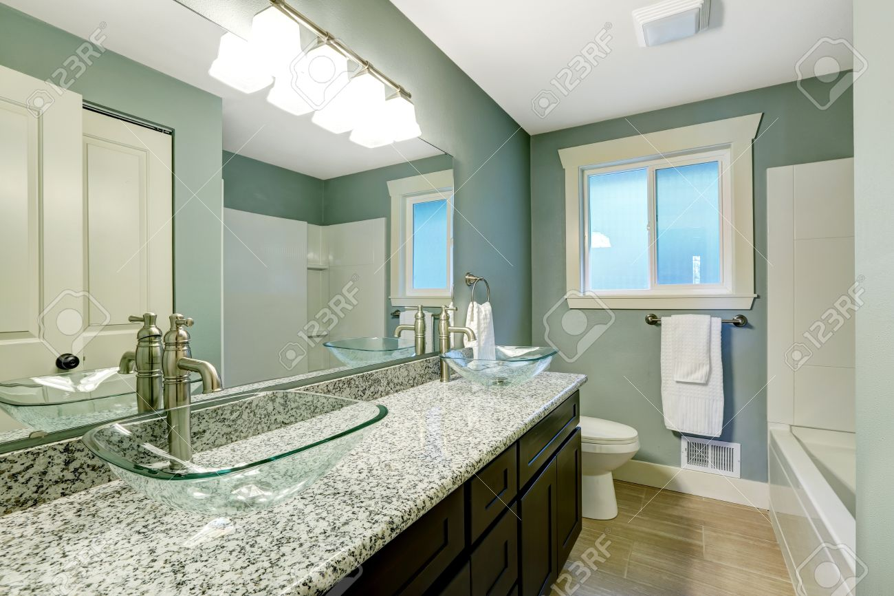 Modern Bathroom Windows