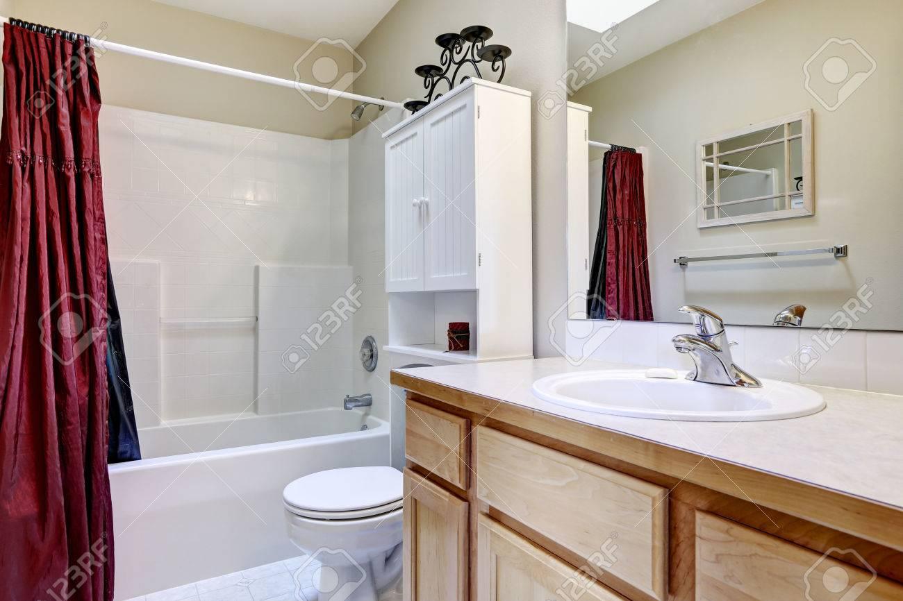 Badezimmer Vorhang - Design