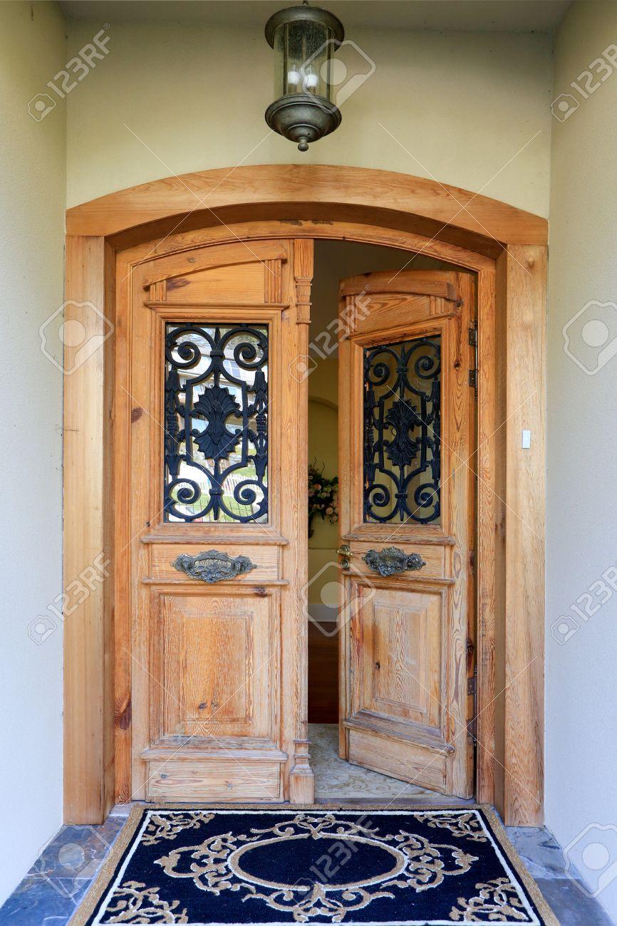 Estremamente Porta Ingresso Legno. Cheap Chi Siamo With Porta Ingresso Legno  TL42