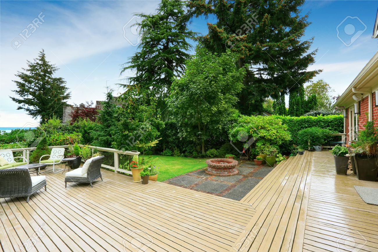 wood deck stock photos u0026 pictures royalty free wood deck images