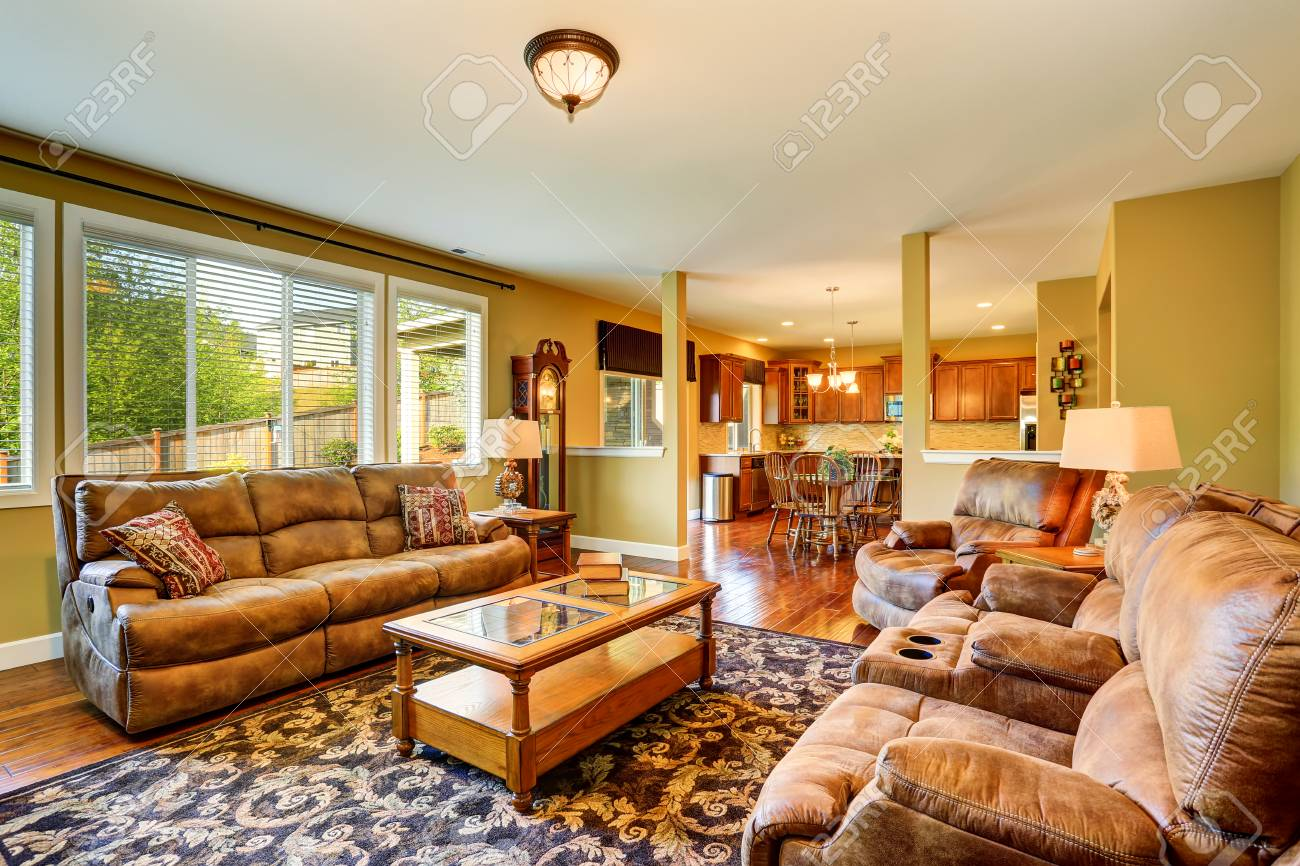 comfortable sofa sets. Beautiful Sofa Luxury Living Room With Hardwood Floor Including Comfortable Sofa Set  Coffee Table And Antique Grandfather In Comfortable Sofa Sets