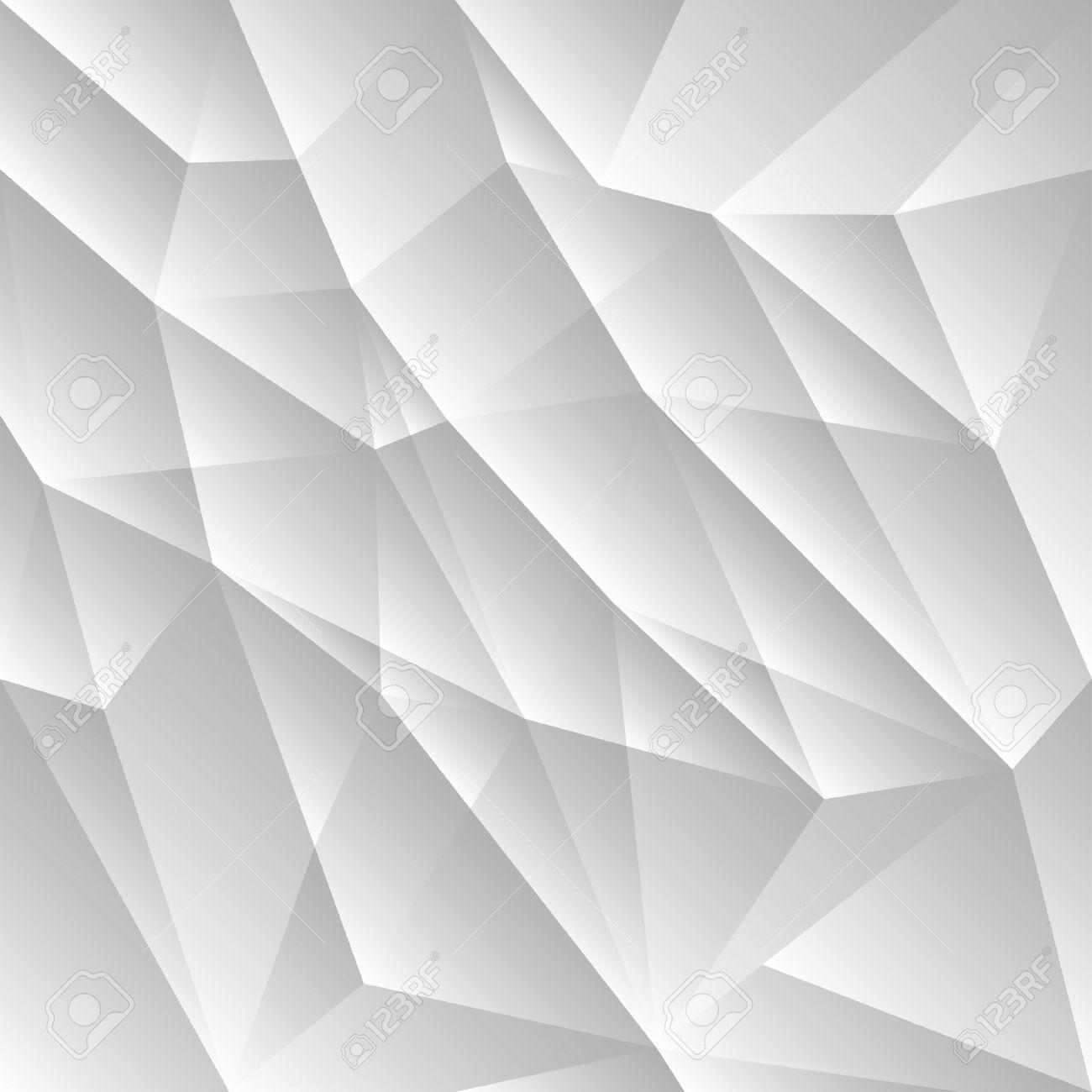 Imagens   Vector Light Gray Geometric Background