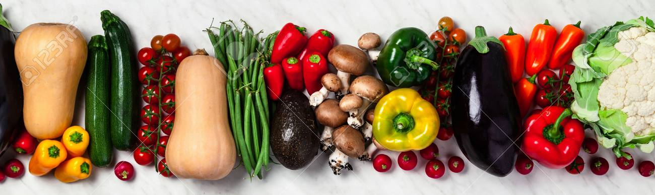Banner Organic Food Background Food Photography Different Stock Photo Picture And Royalty Free Image Image 95751264
