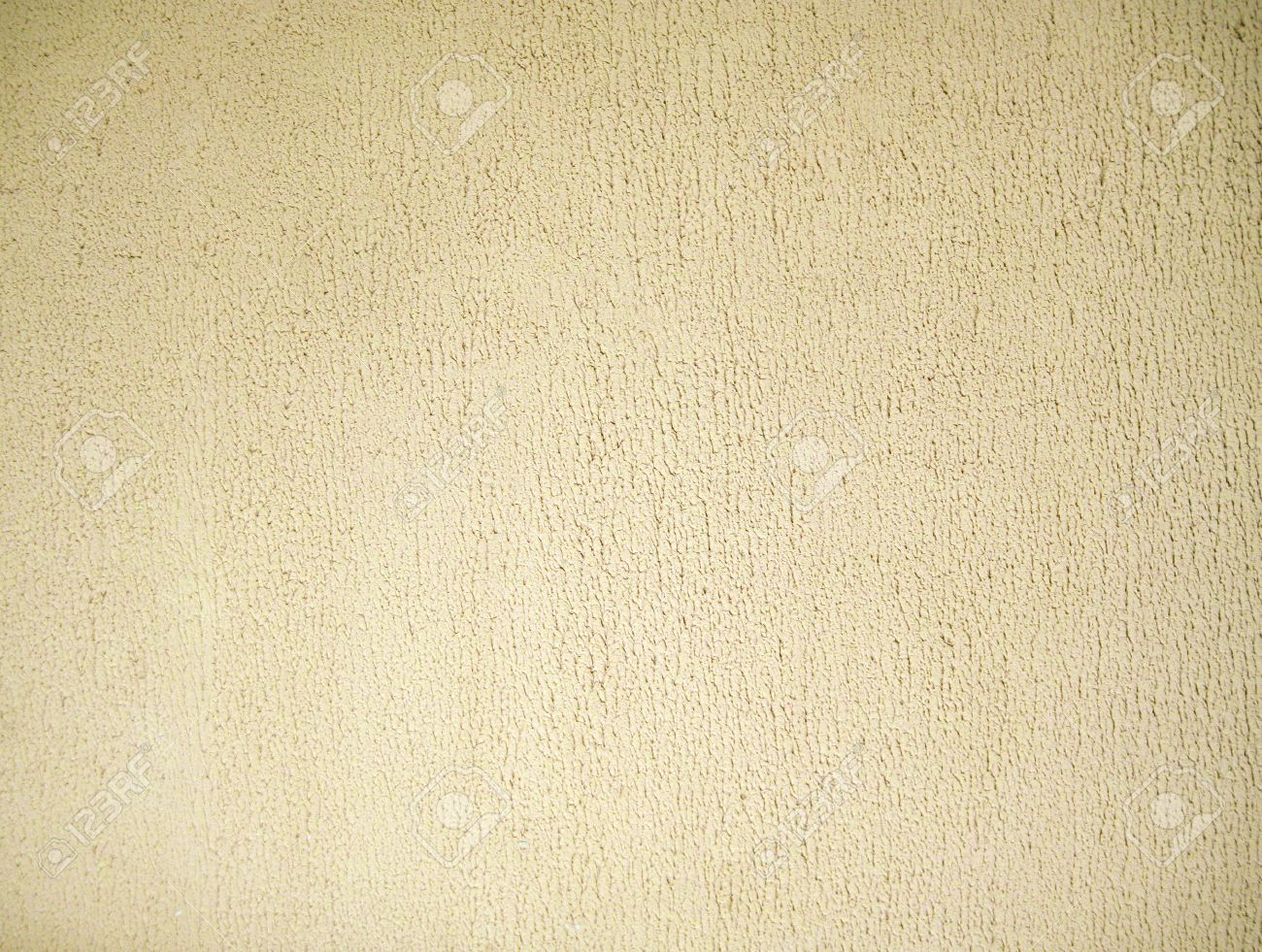 Stucco Color Of Beige Plaster Wall Background Or Texture Facture ...