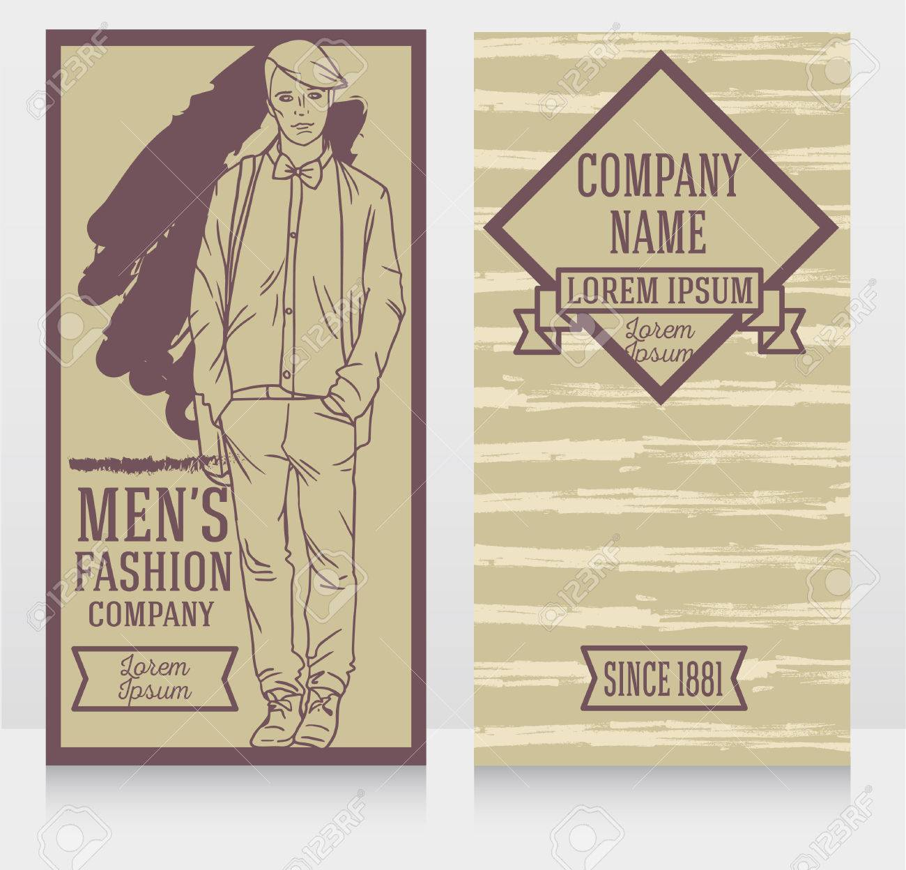 Banner in retro american style trendy hipster can be used as banner in retro american style trendy hipster can be used as business cards for colourmoves