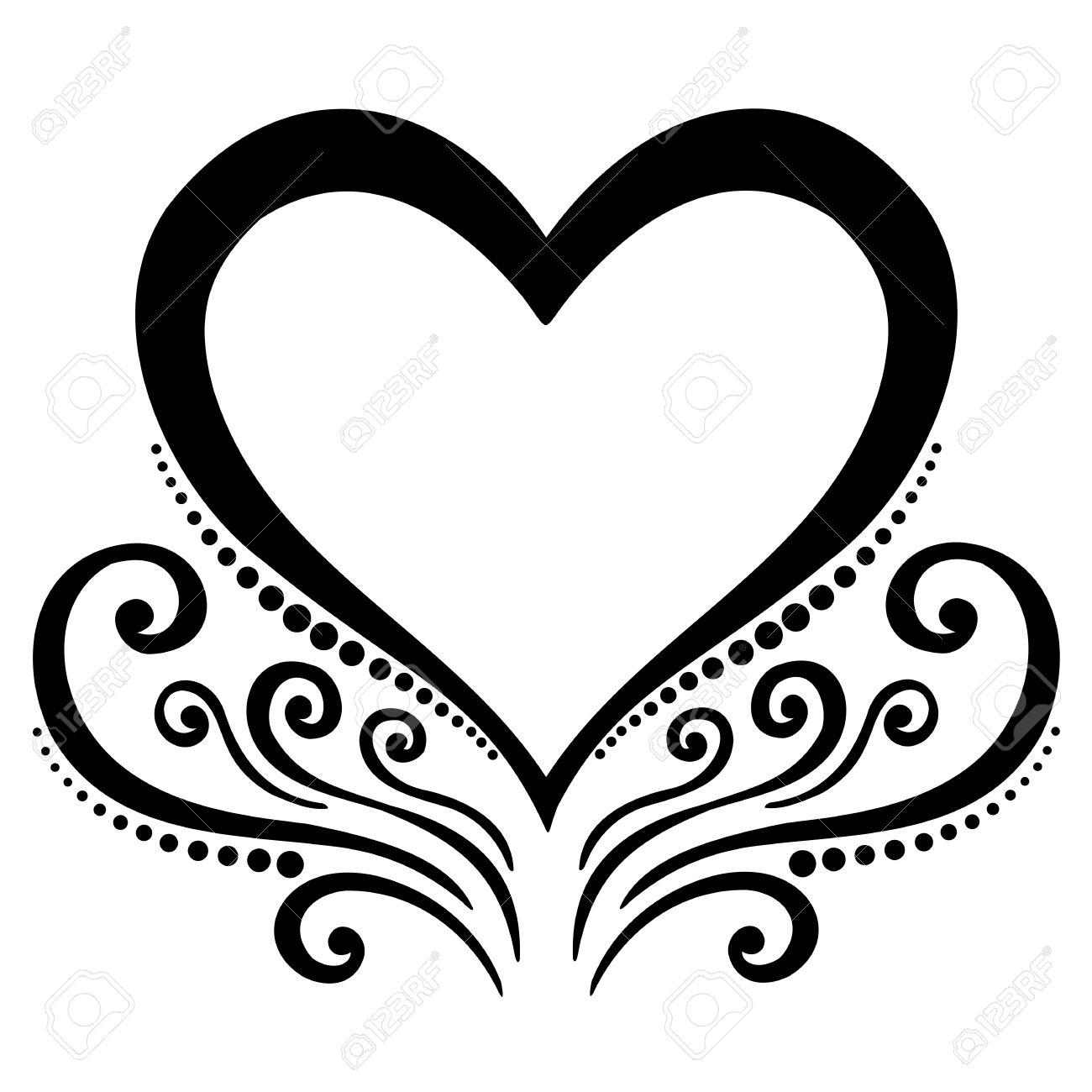 heart design - terat  terat