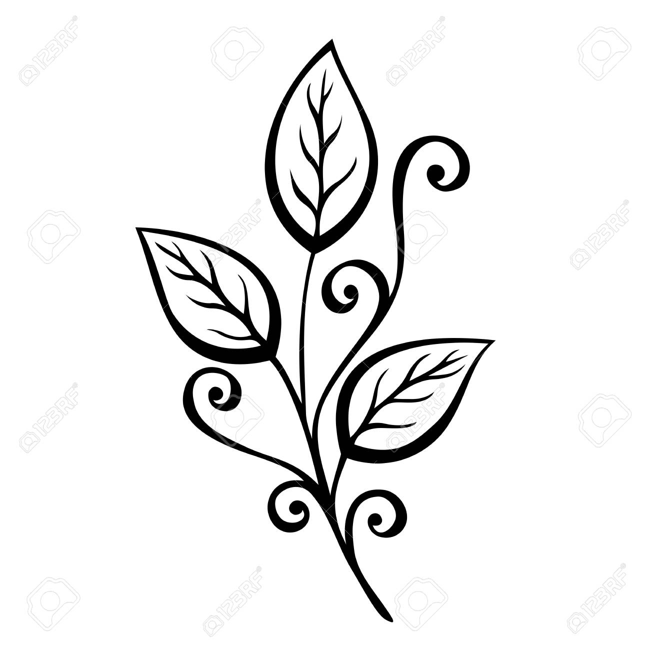 original decorative leaf with ornament vector patterned design royalty free cliparts vectors and stock illustration image 26917889 original decorative leaf with ornament vector patterned design