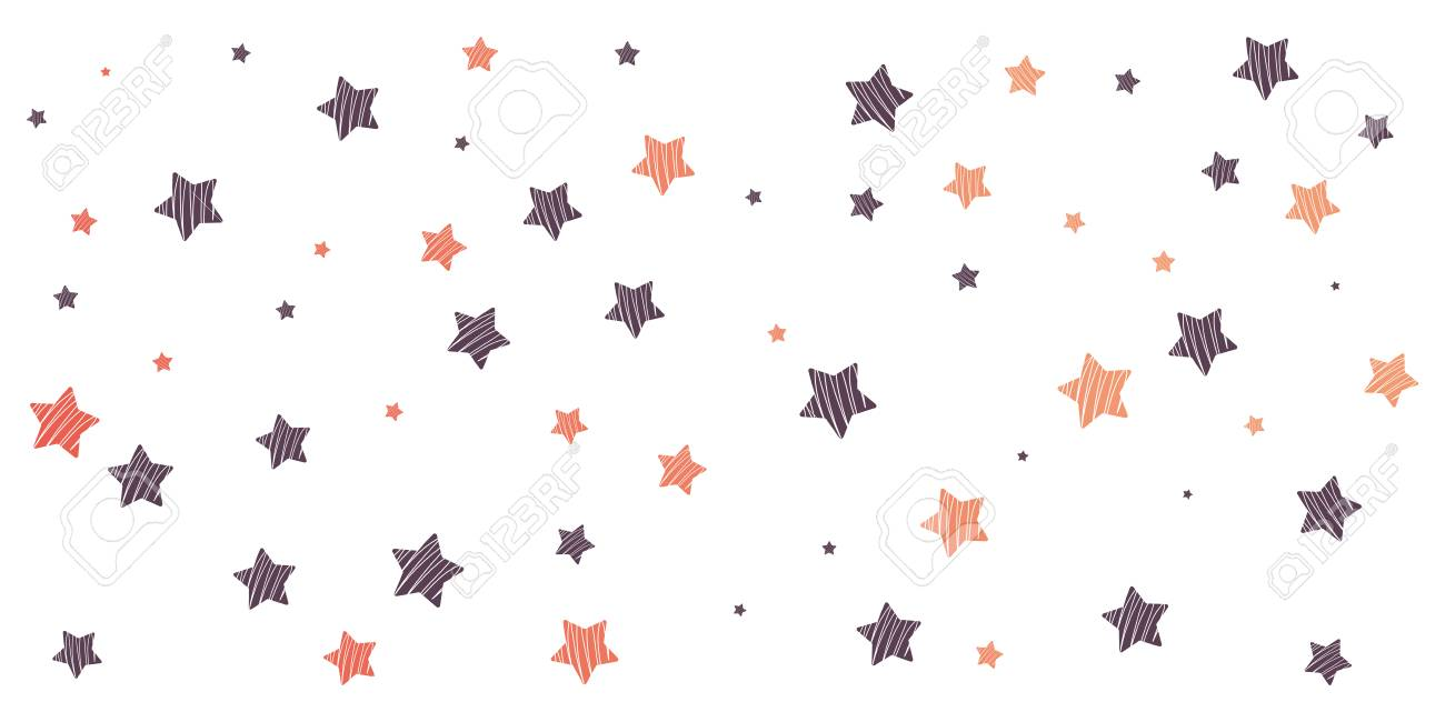 Vector Vector Star Background Holiday Background Stars