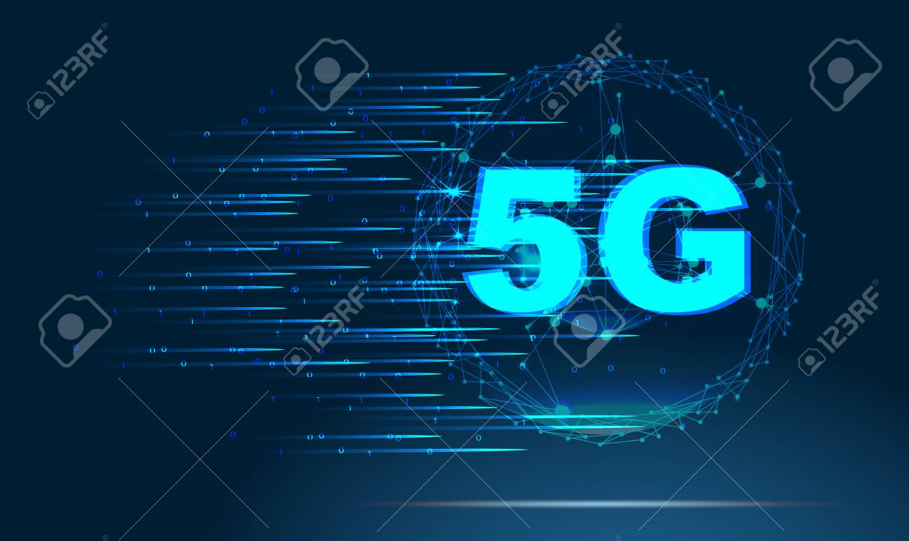 5G new wireless internet wifi connection - 106921403