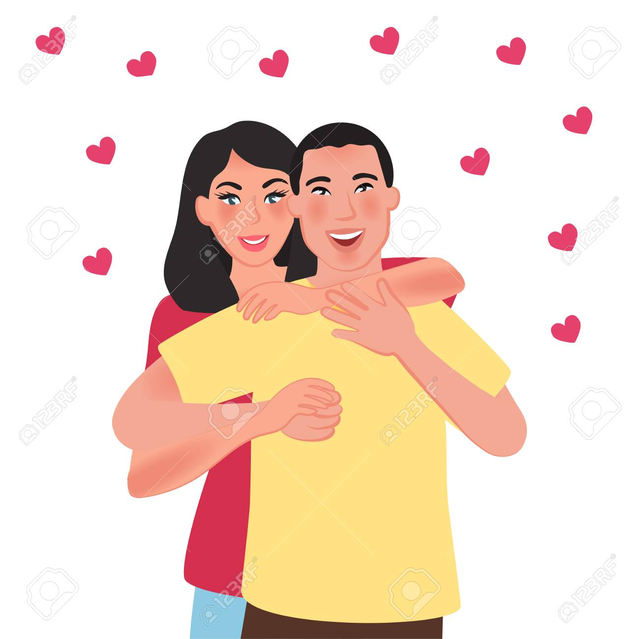Are feelings what romantic Romance (love)