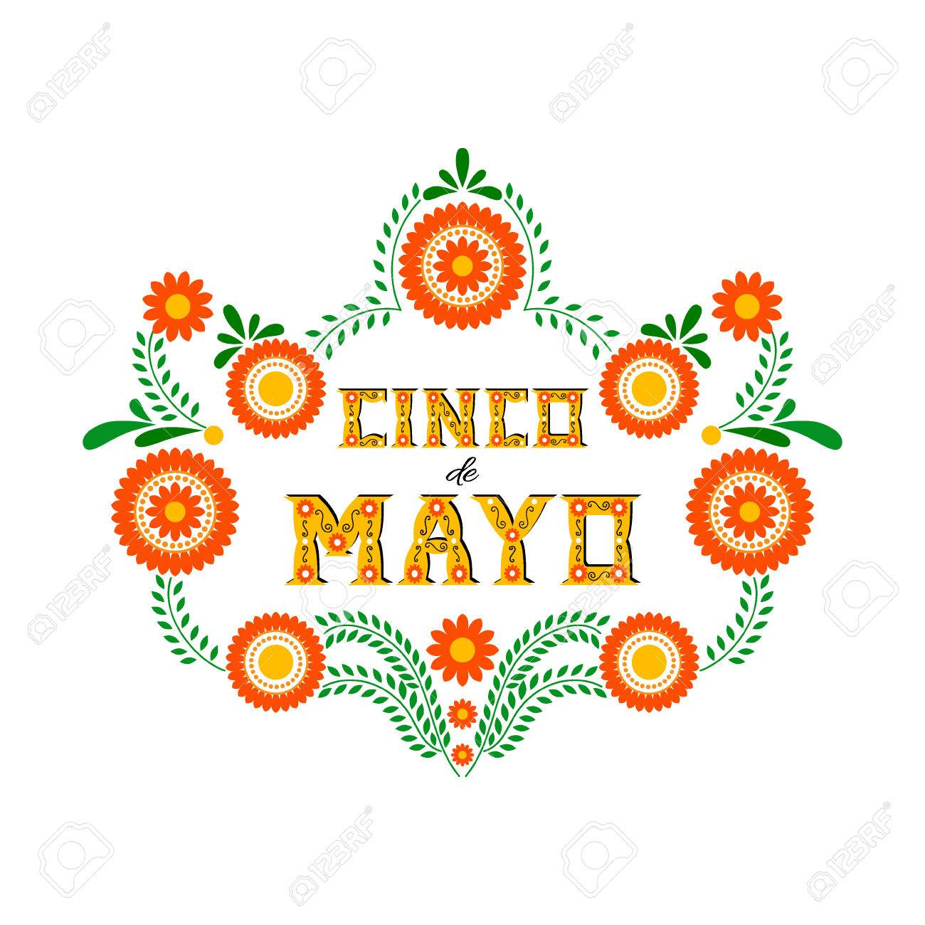 Cinco de mayo typography banner vector mexico design for fiesta cinco de mayo typography banner vector mexico design for fiesta cards or party invitation and stopboris Images