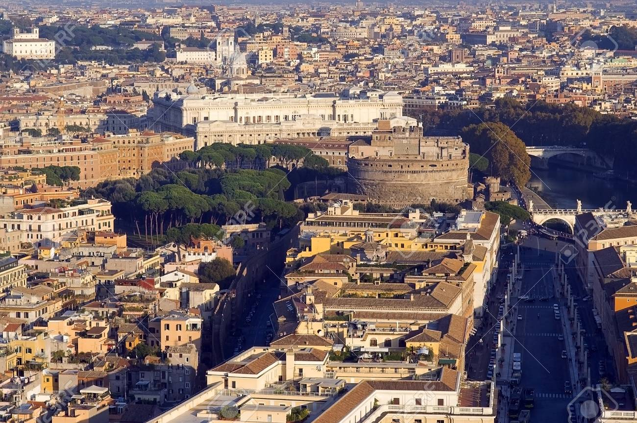 view from the castle Sant'Angelo Stock Photo - 12522236