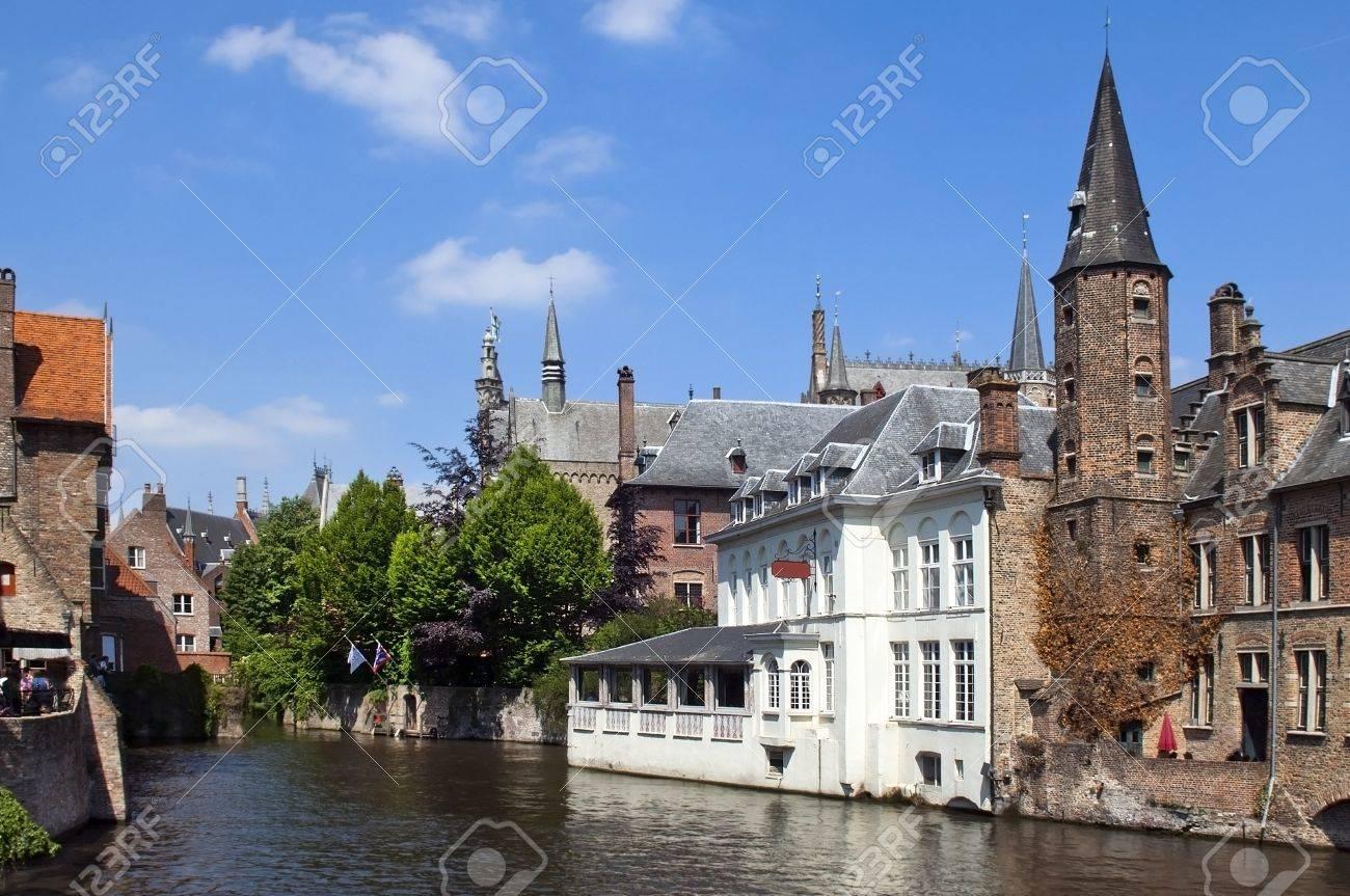 in Ghent, Belgium Stock Photo - 13214306
