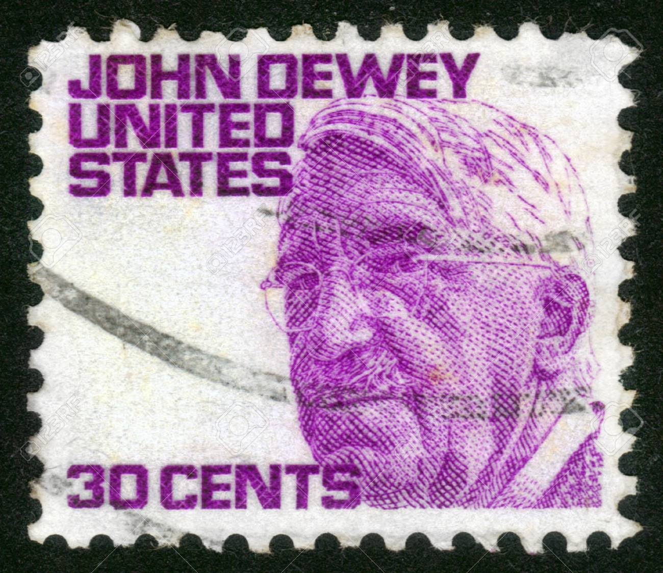 USA - CIRCA 1965: A stamp printed in USA from the