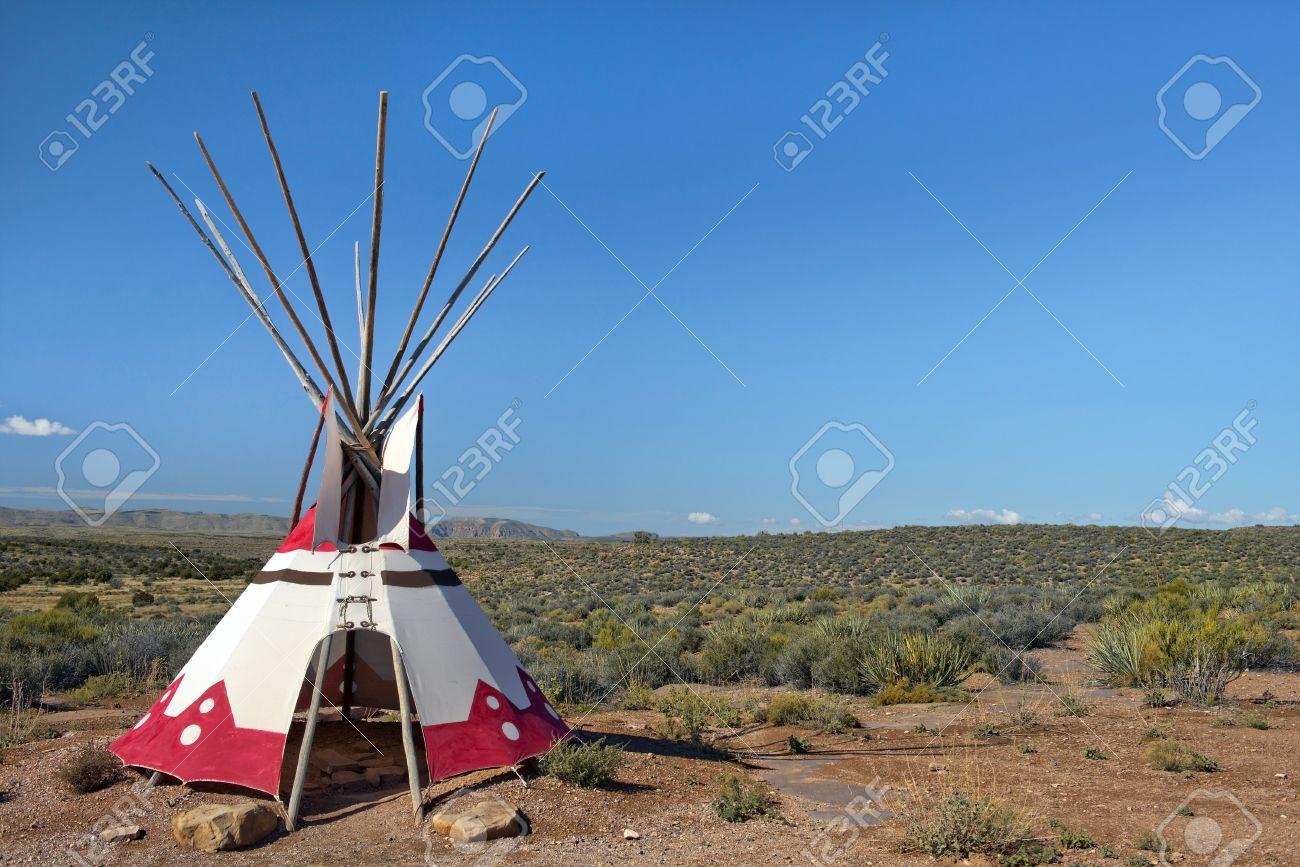 Tipi, La Transferencia De Vivienda De Los Indios Norteamericanos ...