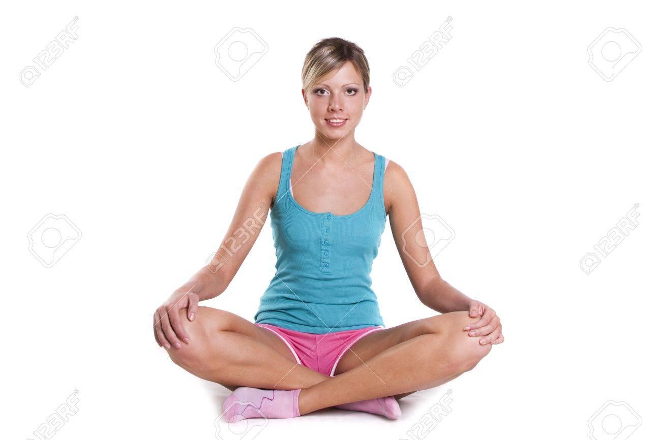Meditation Stock Photo - 8591353