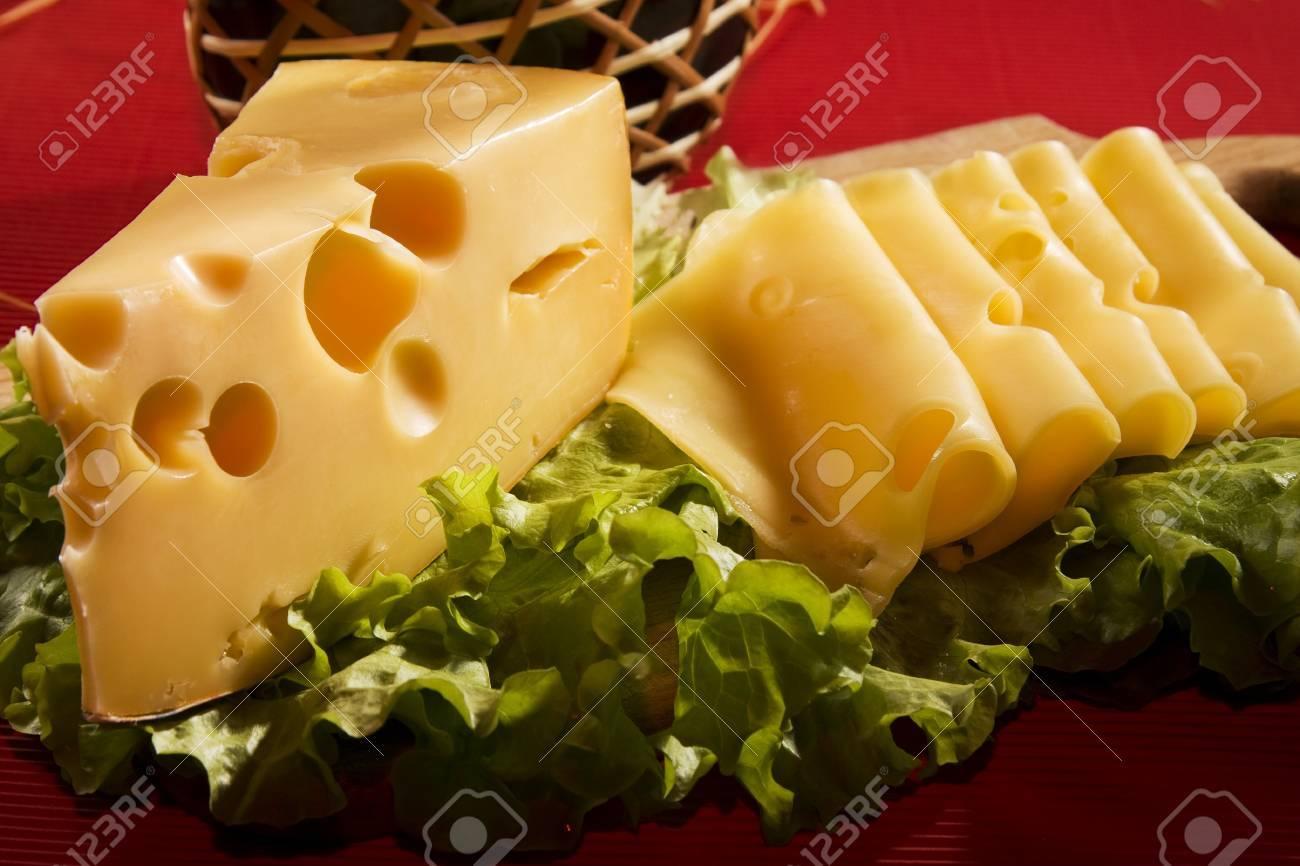 Swiss cheese Stock Photo - 9050866
