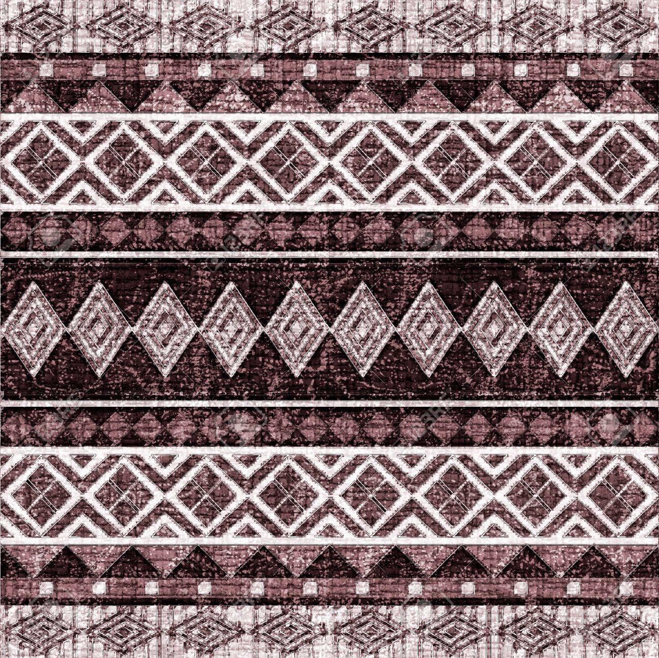 Ethno Muster nahtlose muster im orientalischen stil bunten geschenkpapier mit