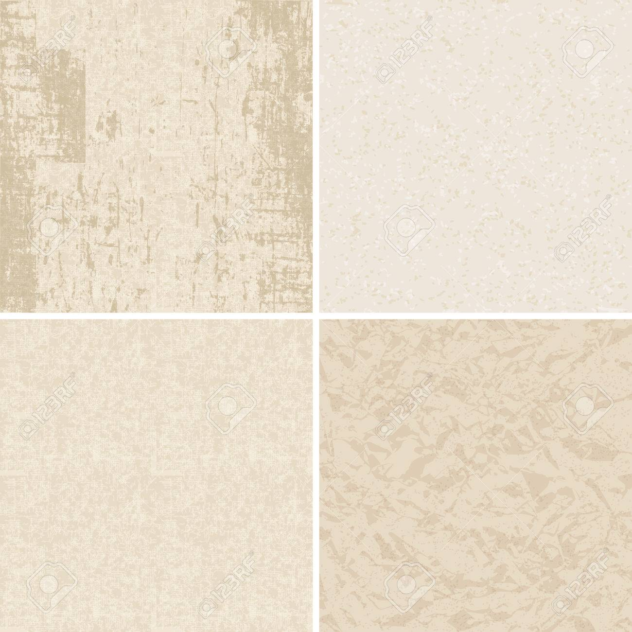 set of old textured paper backgrounds royalty free cliparts vectors