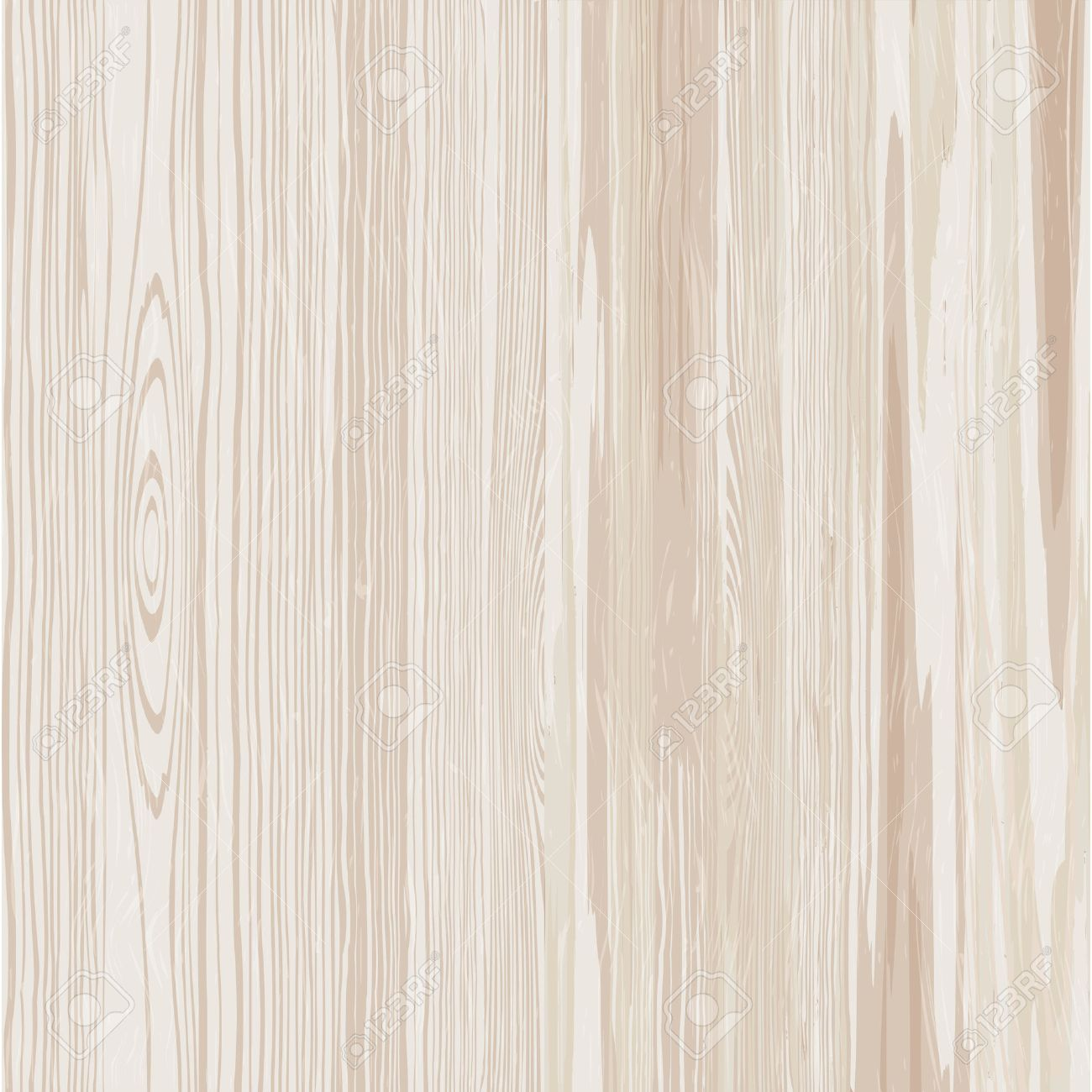 Light Wood Texture Vector Background Royalty Free Cliparts