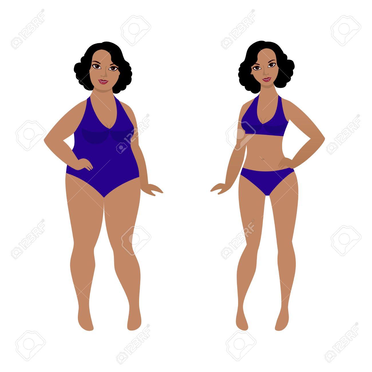 Mujer adelgazar