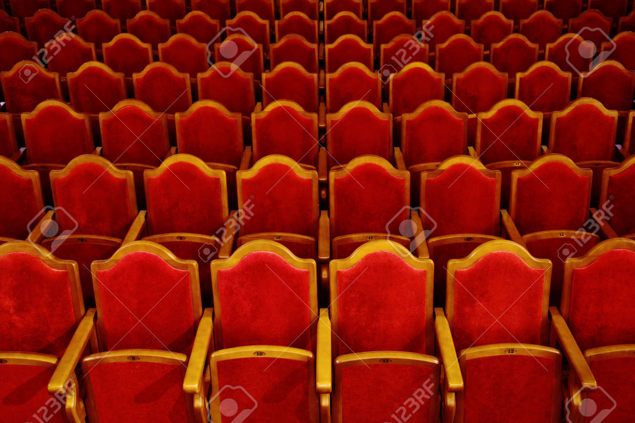 Photograph of the rows of theatre seats stock photo picture and photograph of the rows of theatre seats stock photo 3522770 freerunsca Gallery