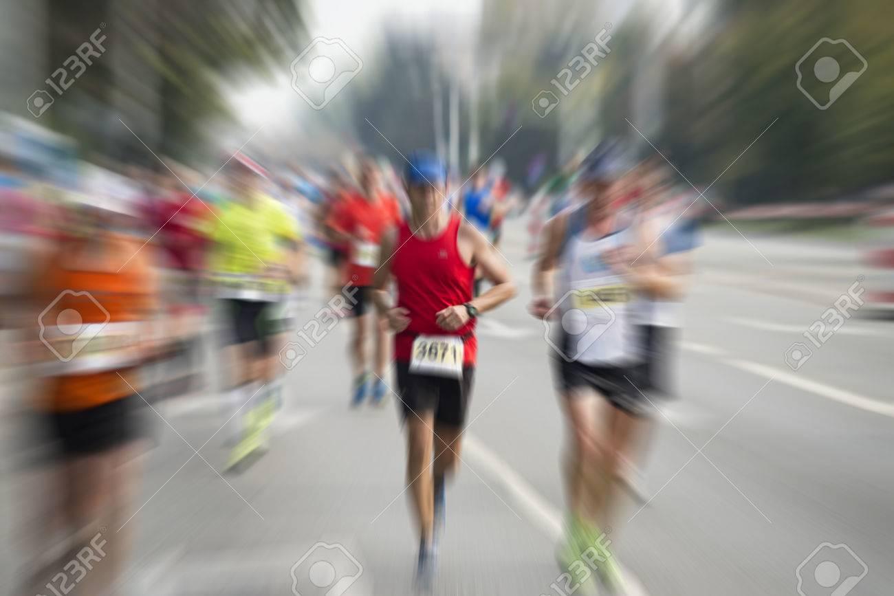 international marathon runner - 36772109