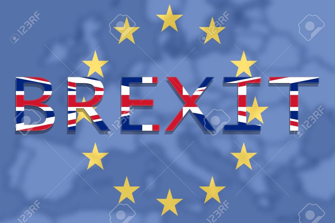 ヨーロッパ連合の背景に Brexit ...