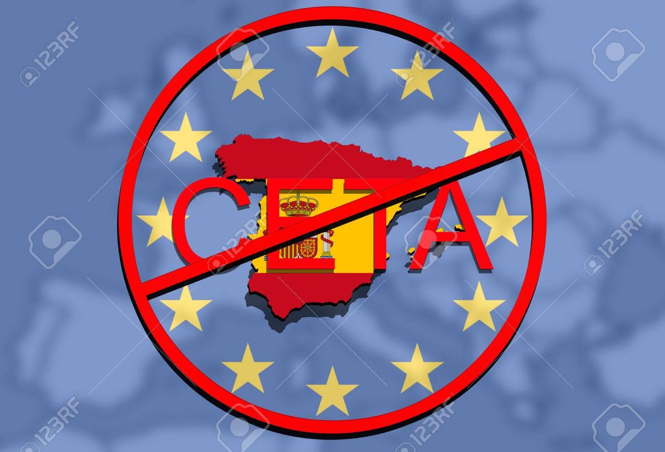 Anty Ceta Comprehensive Economic And Trade Agreement On Euro
