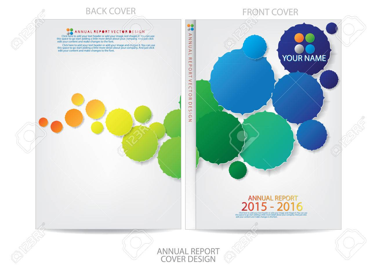 annual report cover design royalty cliparts vectors and annual report cover design stock vector 36165654