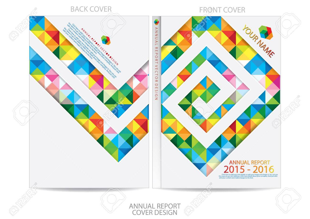 annual report cover design royalty cliparts vectors and annual report cover design stock vector 36165656