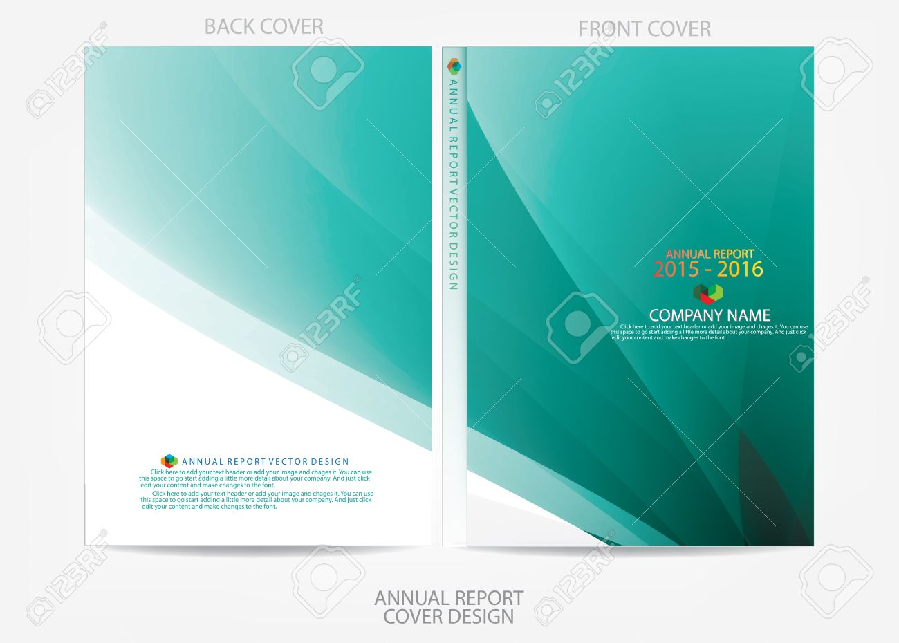 annual report cover design royalty cliparts vectors and annual report cover design stock vector 36165759