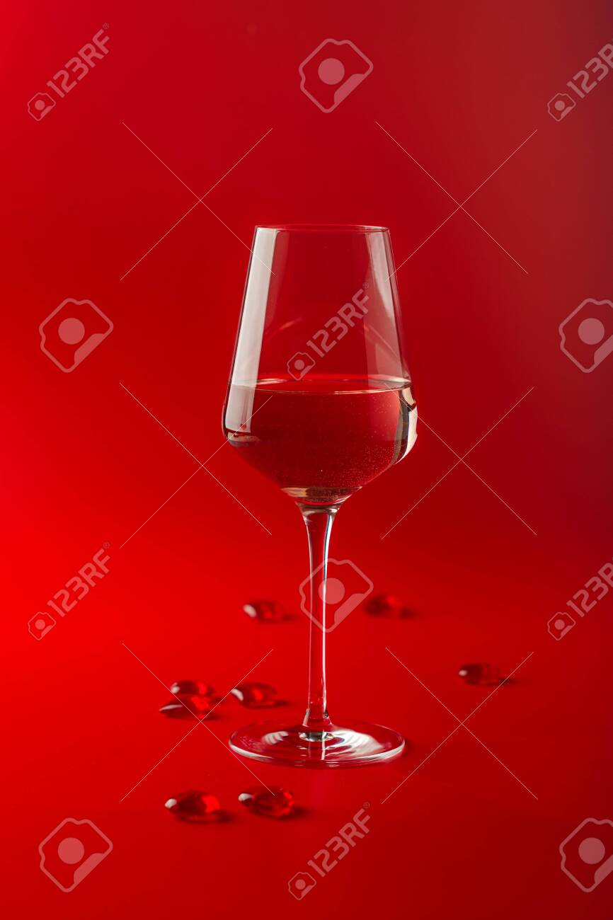 Wine 10x12 FT Photo Backdrops,Heart with Spilling Red Wine in Glasses Romantic Love Valentines Day Concept Background for Child Baby Shower Photo Vinyl Studio Prop Photobooth Photoshoot