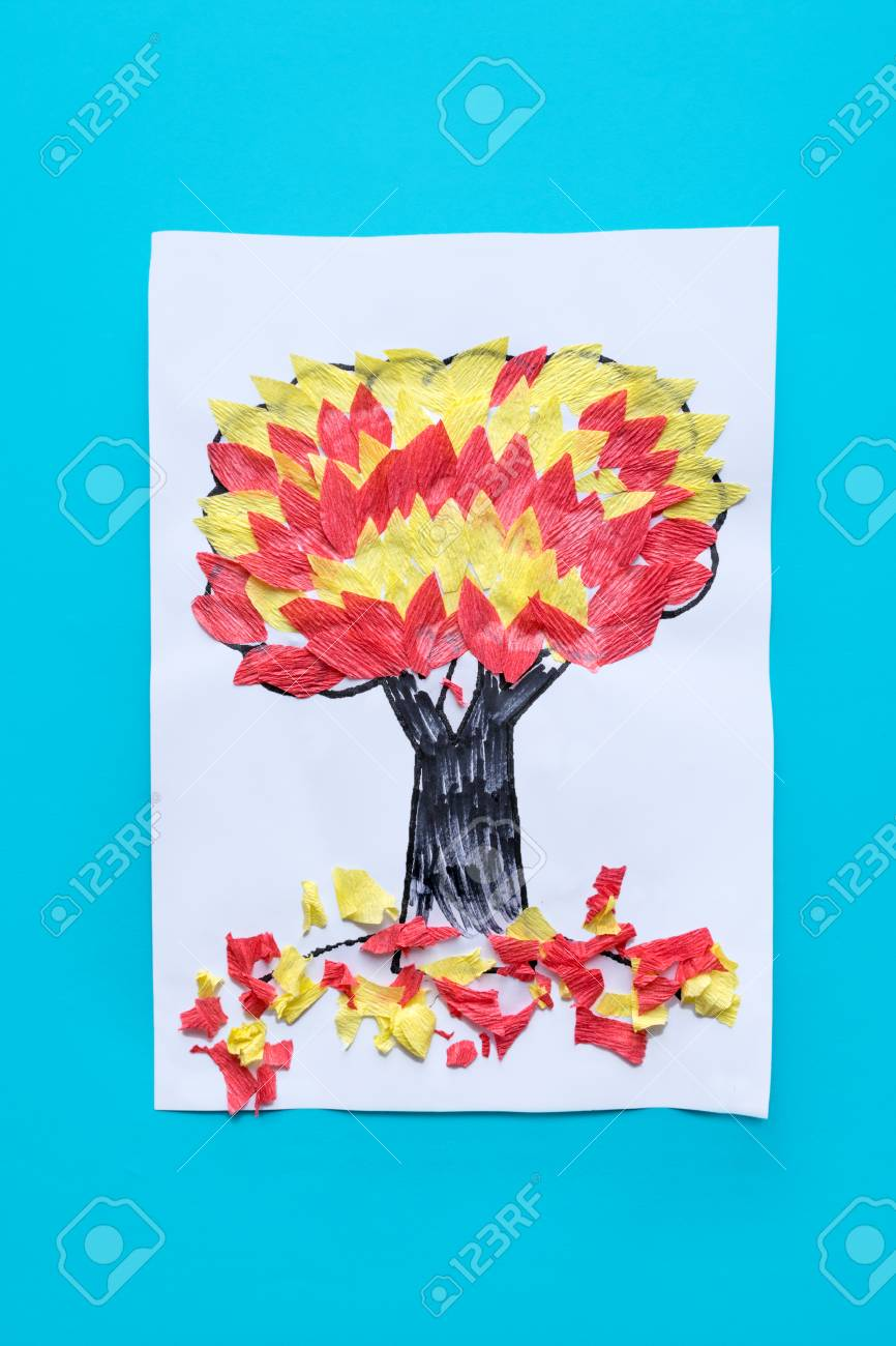 Preschool Arts Crafts Activities Easy Crafts Ideas Creative Stock Photo Picture And Royalty Free Image Image 119207038