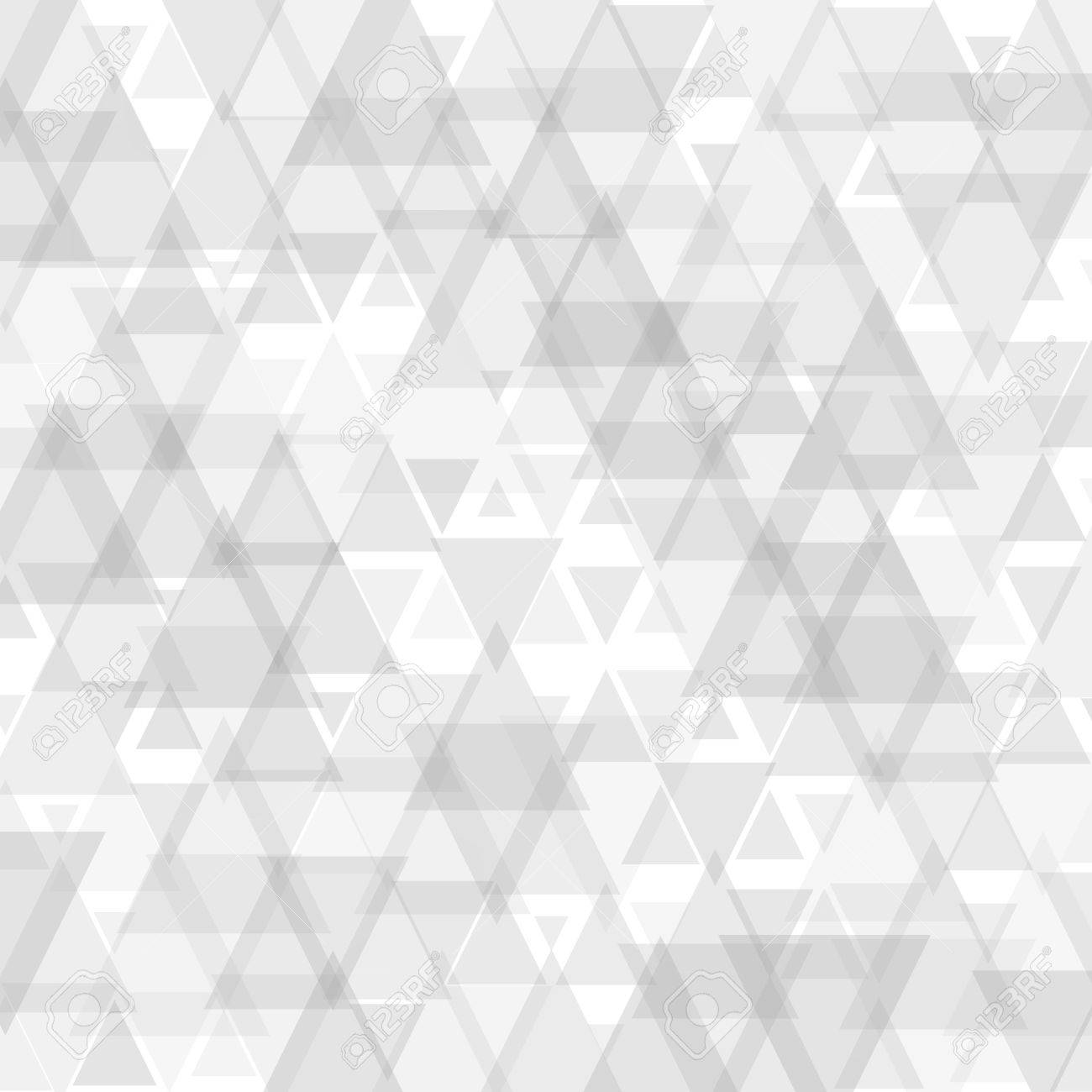 Abstract Simple Grey Geometric Background. Royalty Free Cliparts
