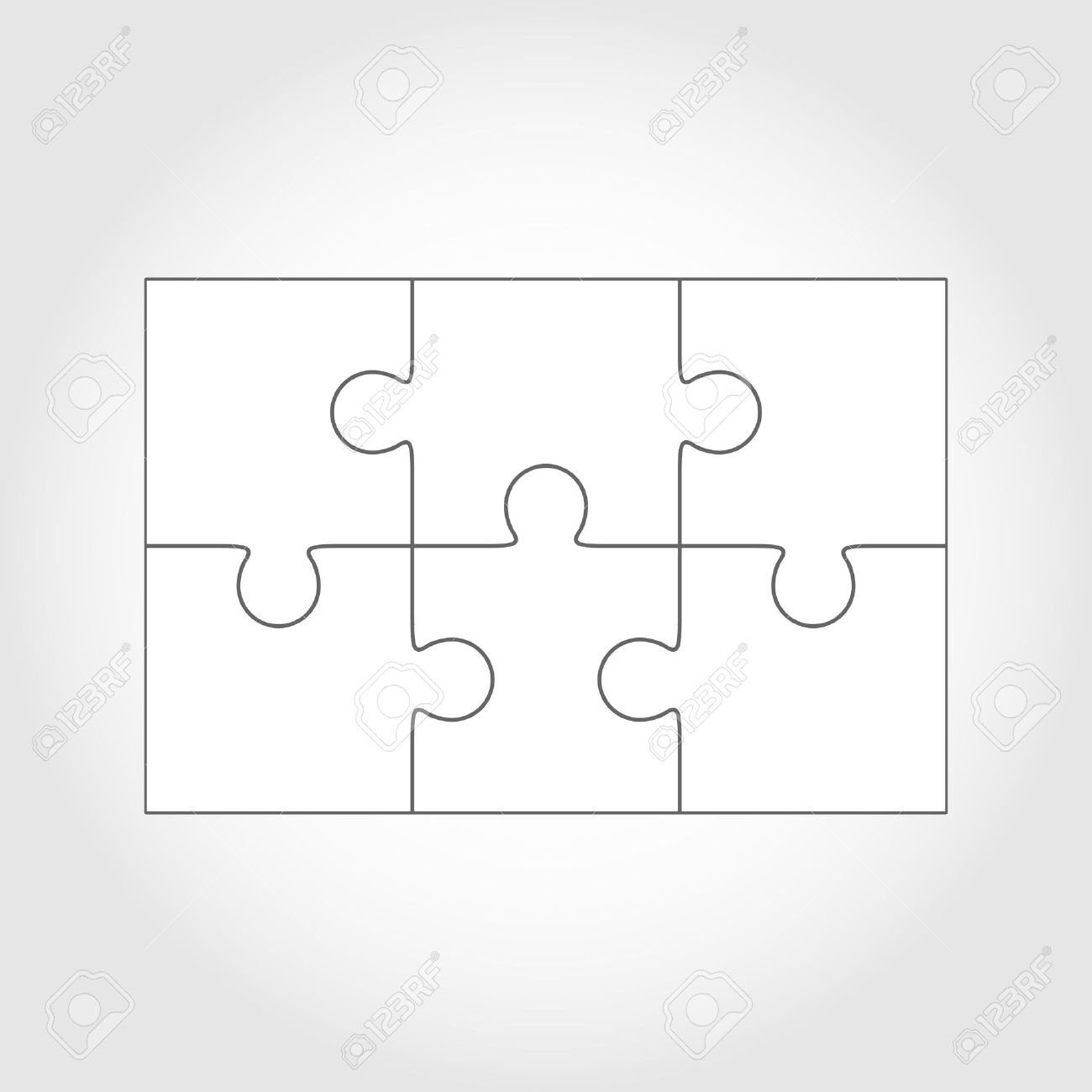 100 puzzle template 20 pieces how to make a puzzle 9 steps