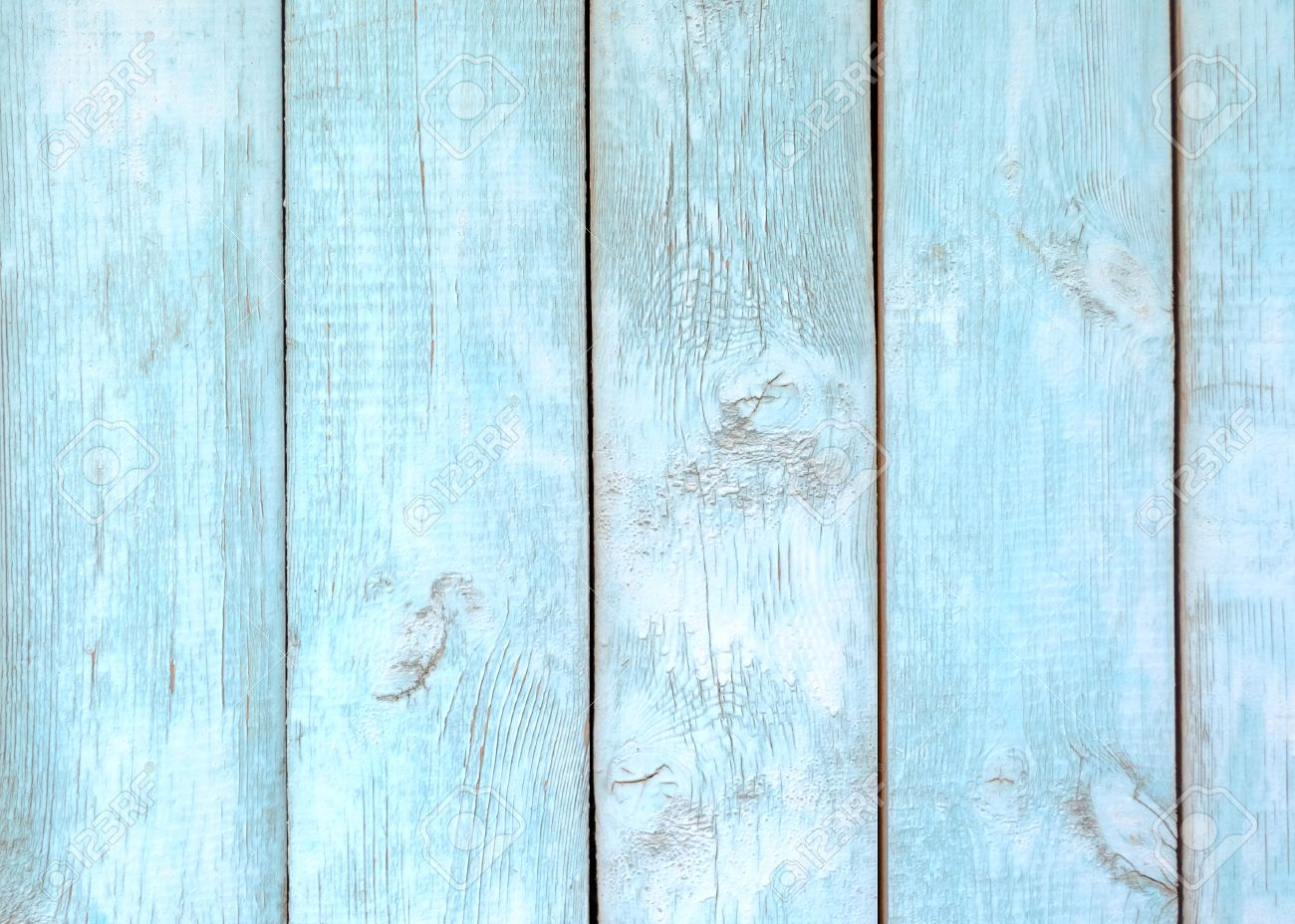 Blue Wood Board Panel Stock Photo Image Of White Rustic 71618346