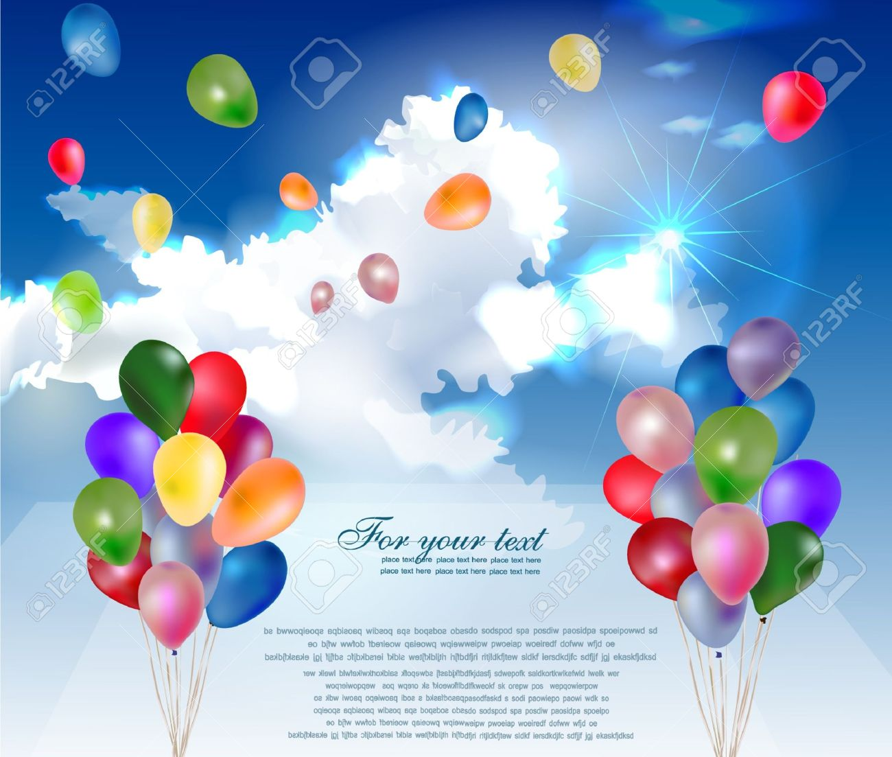 Birthday Background Stock Photos Royalty Free Birthday Background