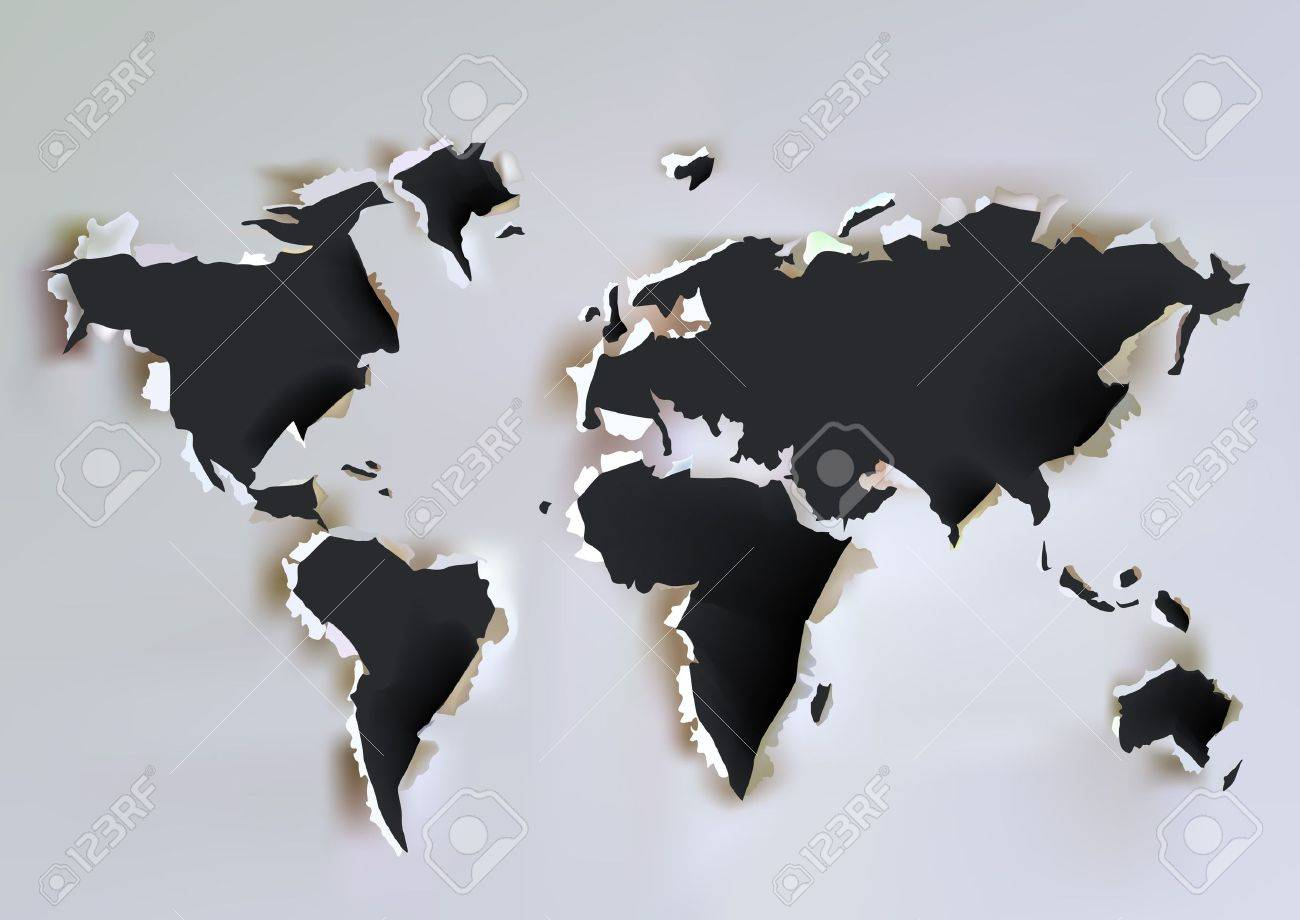 30 highquality free world map templates vector world map a free