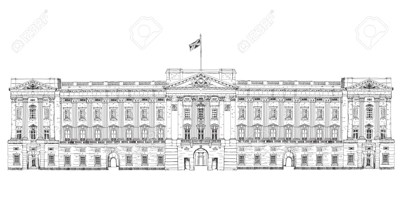 Fine Architectural Drawings Of Famous Buildings Collection In Design Inspiration