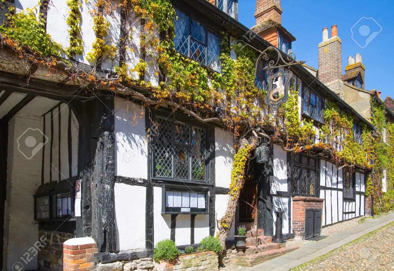 Mermaid Inn Rye England