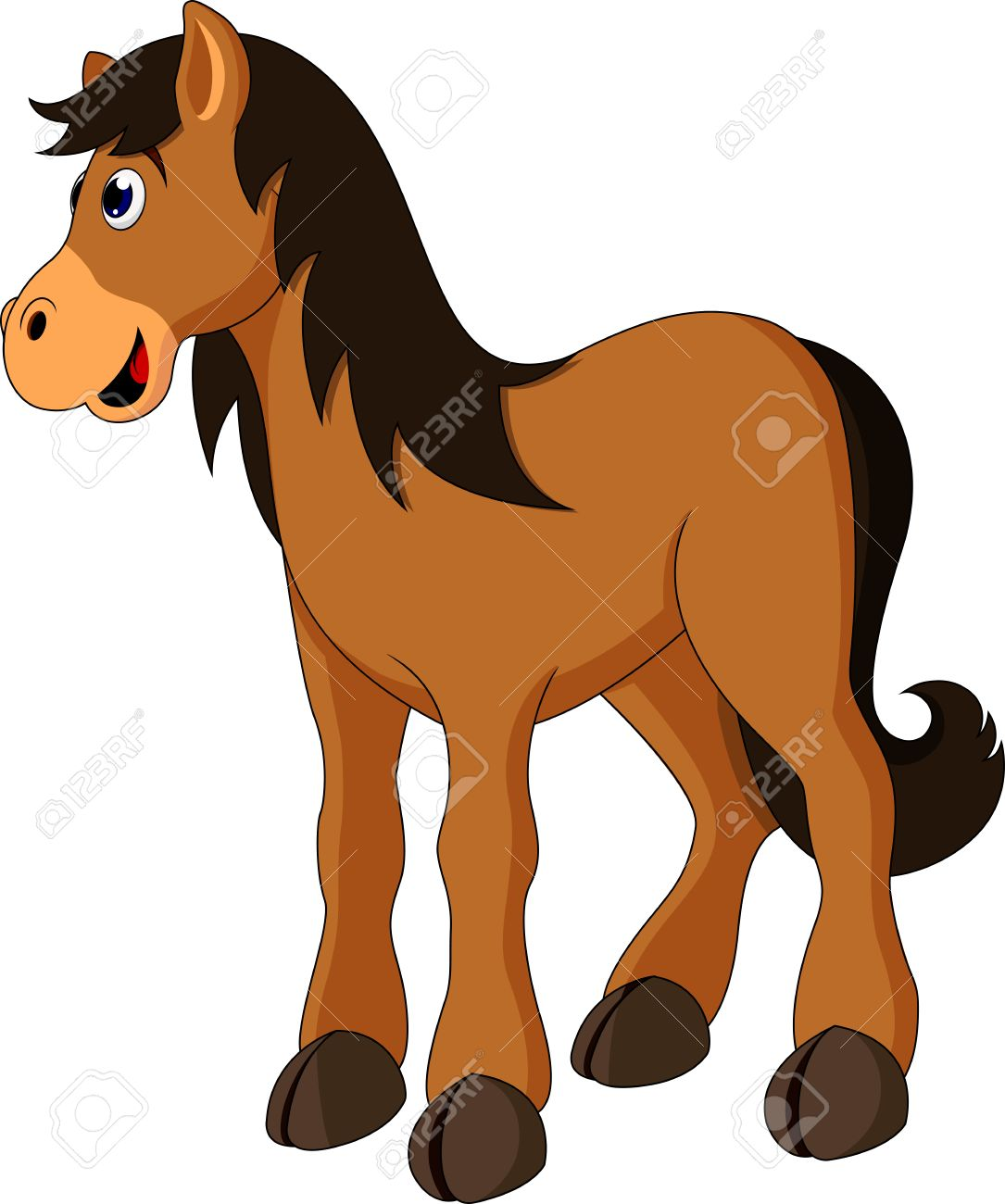Картинки по запросу horse cartoon