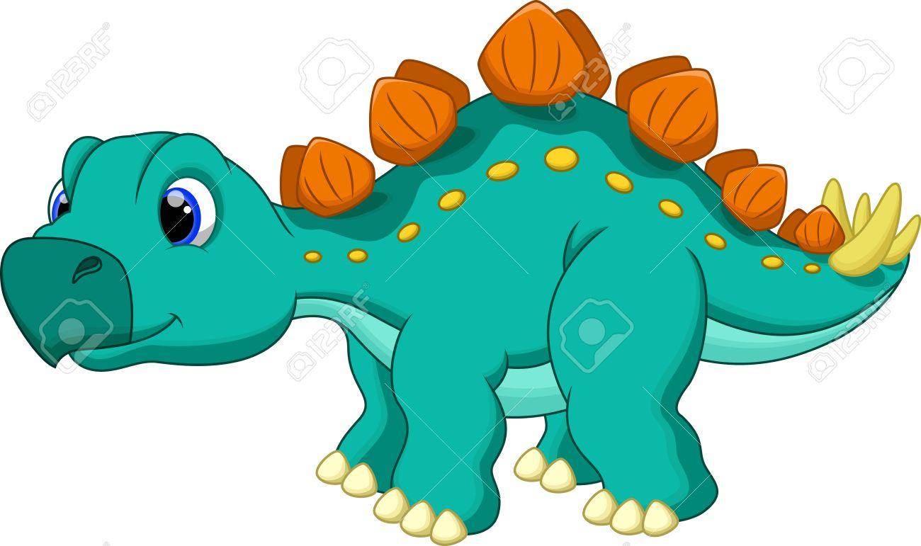 Uncategorized Cute Stegosaurus cute stegosaurus cartoon royalty free cliparts vectors and stock vector 30015613