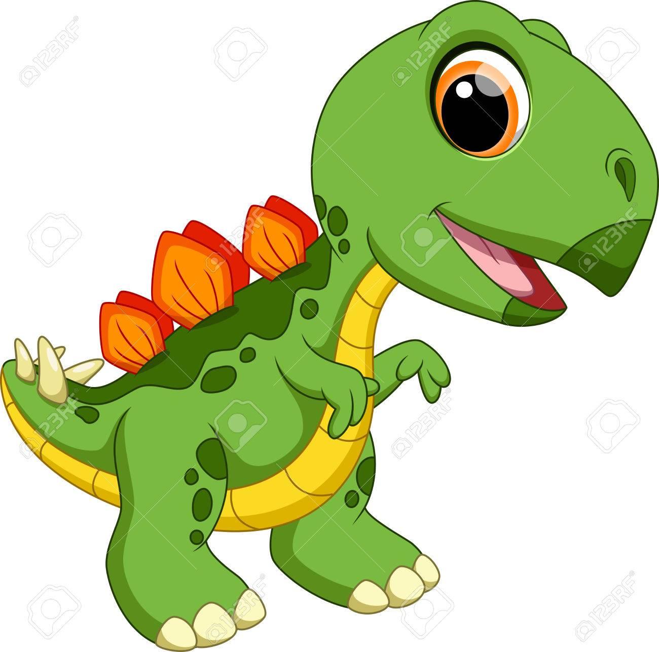 Uncategorized Cute Stegosaurus cute baby stegosaurus cartoon royalty free cliparts vectors and stock vector 31293178