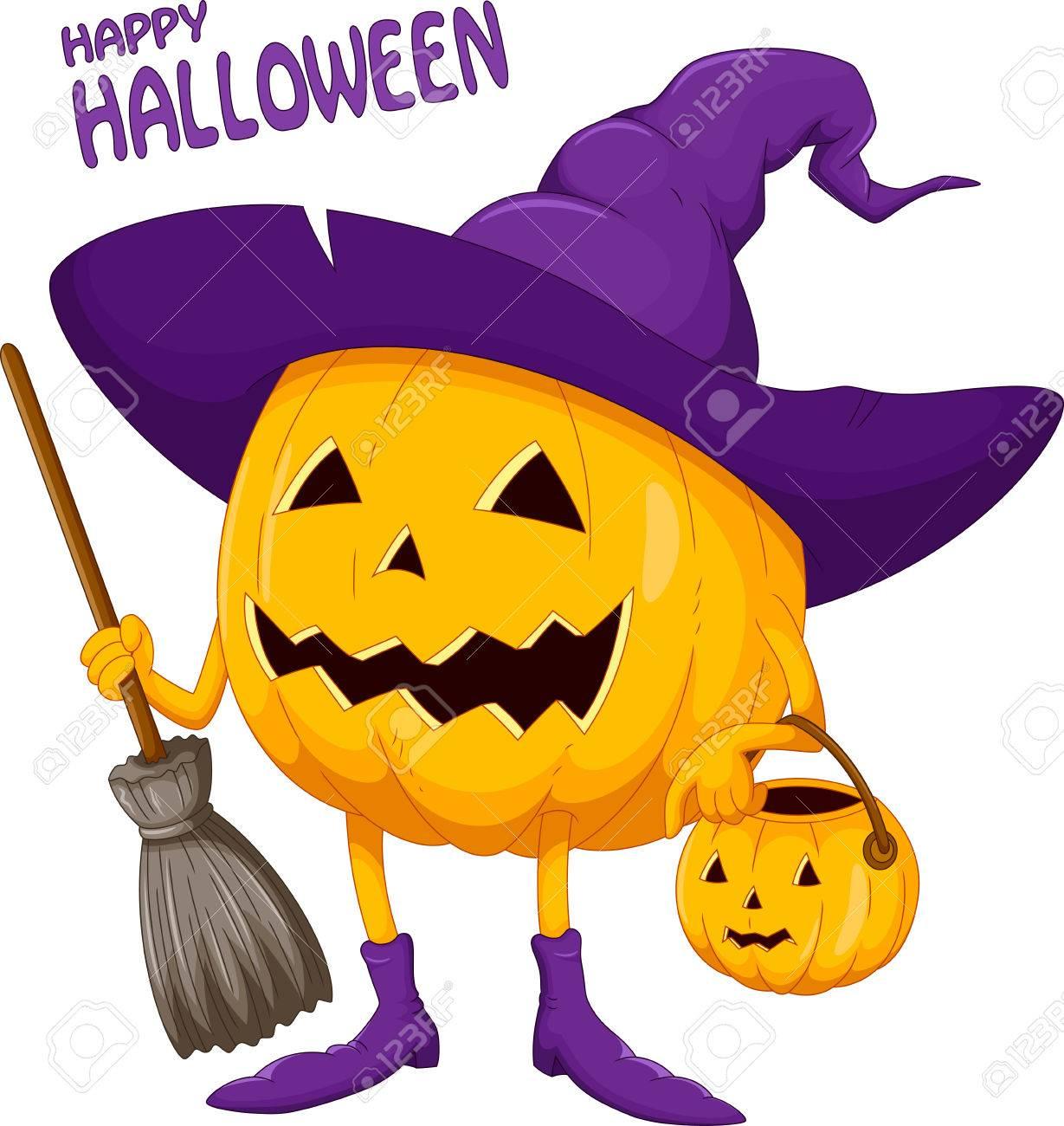 Sorcière Ou Citrouille Halloween Porte Bell-Édition Limitée
