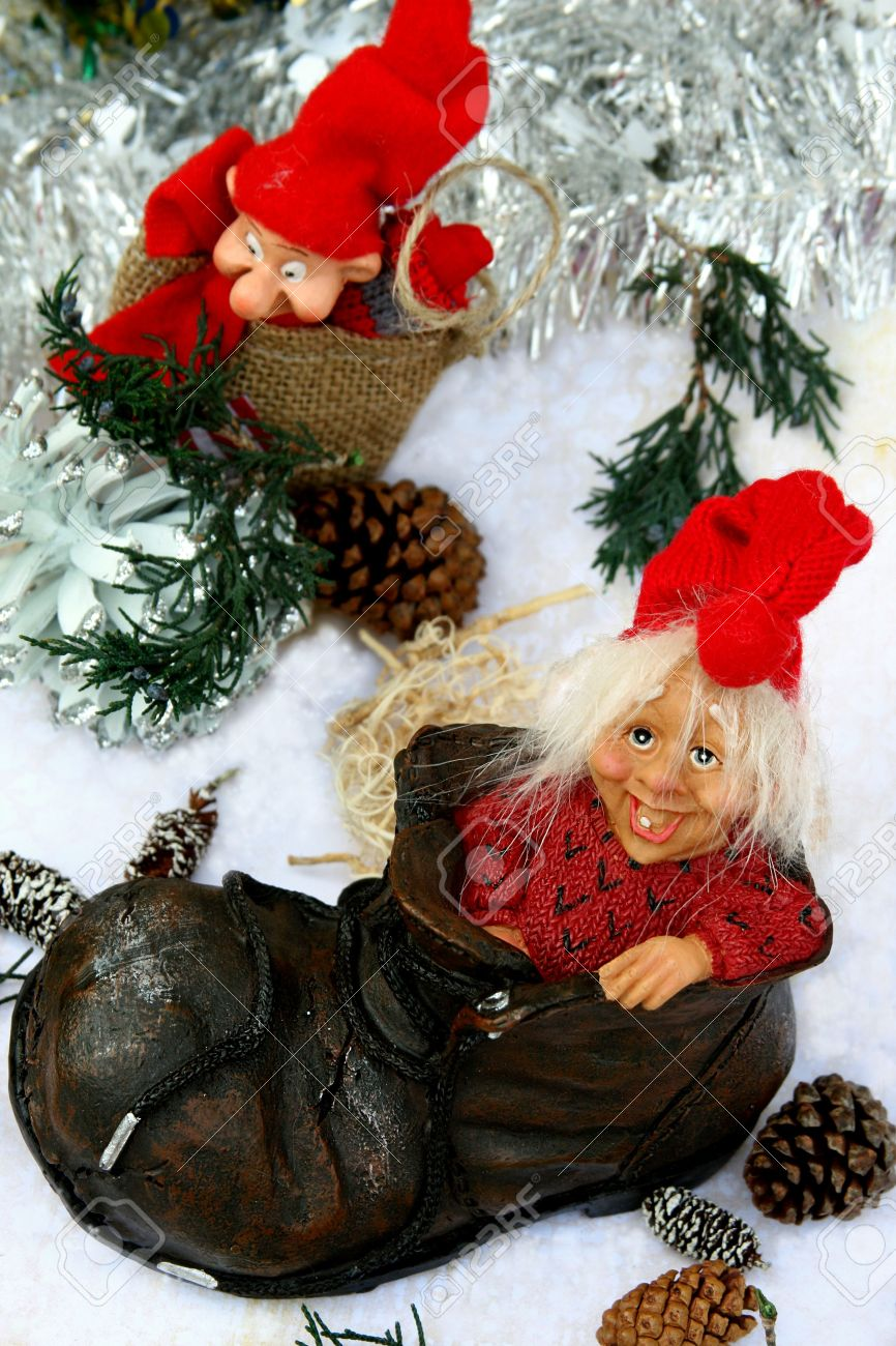 Norwegian Christmas Trolls Stock Photo Picture And Royalty Free Image Image 6103899