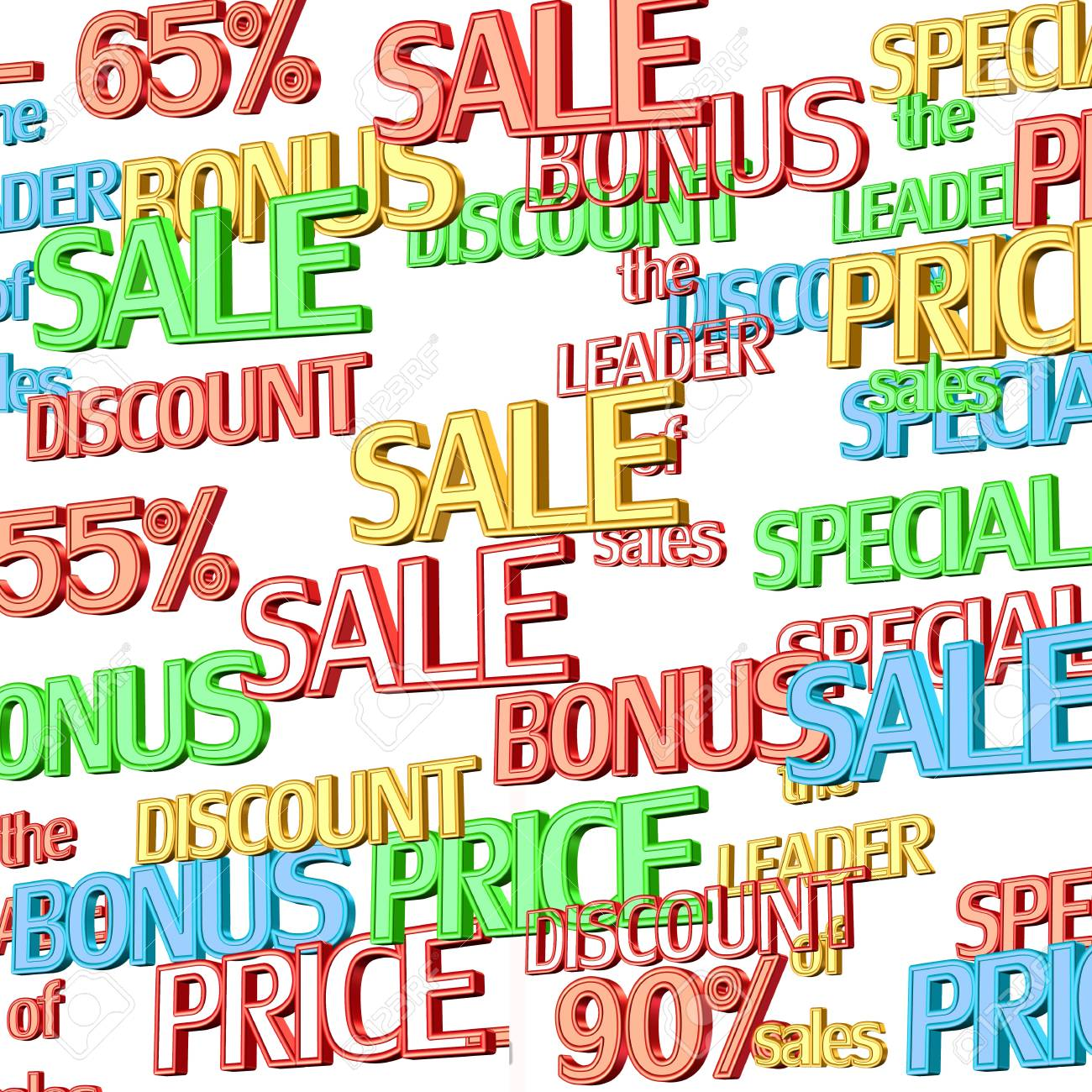 Sale of discounted Stock Photo - 15157896