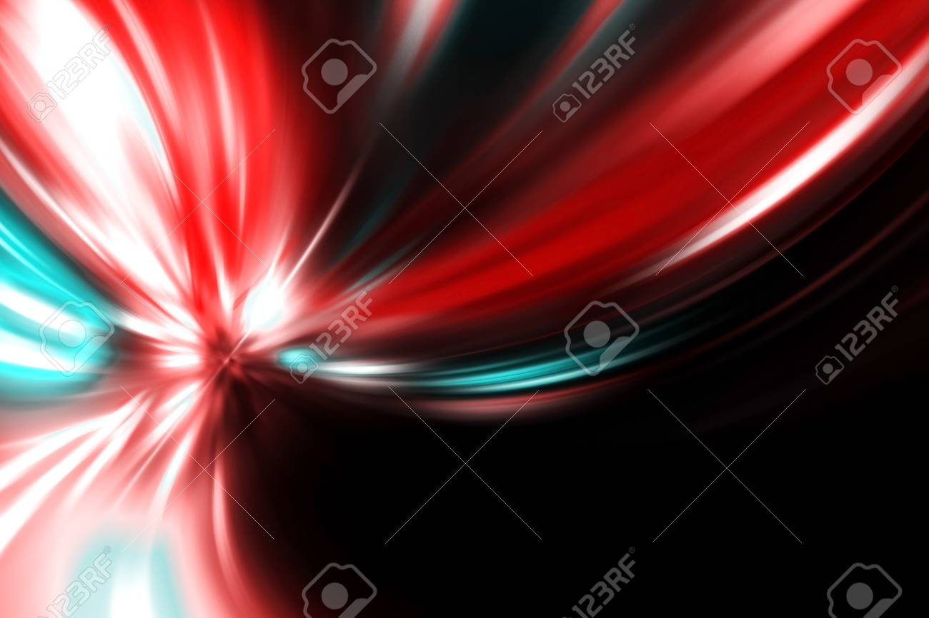 acceleration speed motion on night road Stock Photo - 20323834